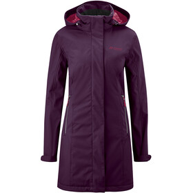 Maier Sports Biggi Softshell Jas Dames, italian plum